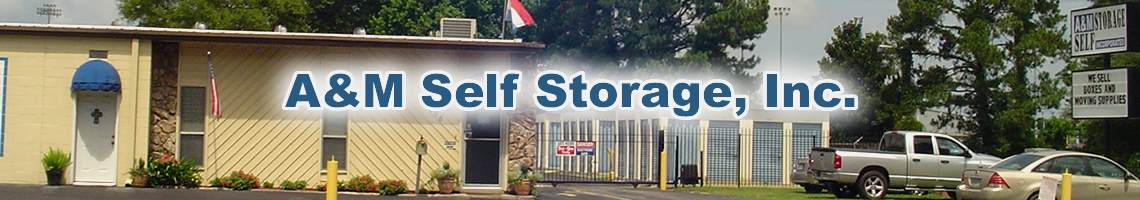 A&M Self Storage, Inc.